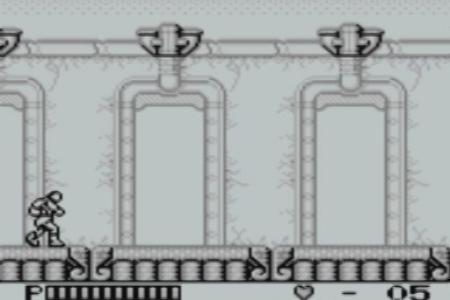 Обзор игры Castlevania Adventure 2