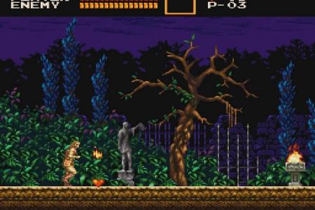 Обзор игры Akumajou Dracula 68K