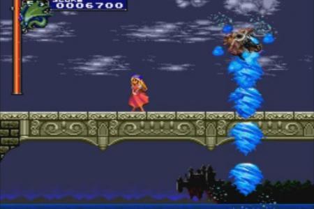 Обзор игры Rondo of Blood
