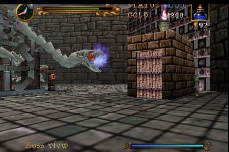 Обзор игры Castlevania 64