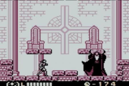 Обзор игры Castlevania Legends