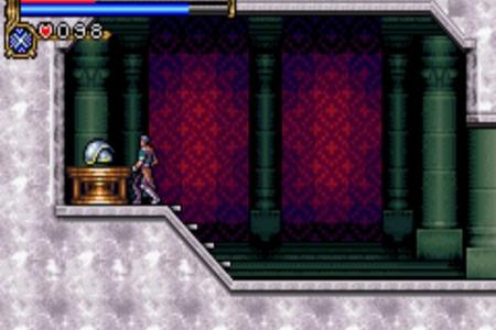 Обзор игры Castlevania: Circle of the Moon