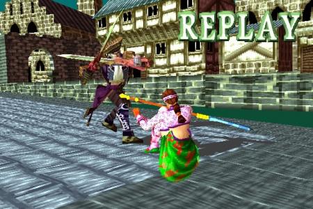 Обзор игры Soul Blade