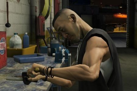 Персонажи GTA 5