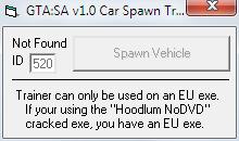 Car Spawn v1.1