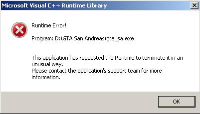 Microsoft Visual C++ Runtime Library (x64, x86)