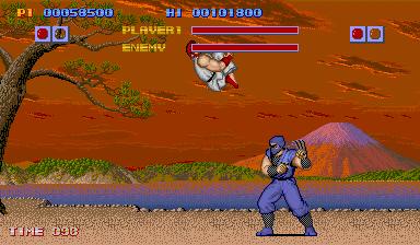 Обзор игры Street Fighter