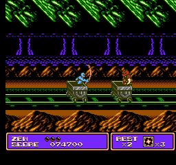 Обзор игры Zen - Intergalactic Ninja