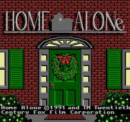 Обзор игры Home Alone