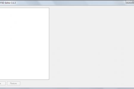 Lucas P3D Editor v3.1.3