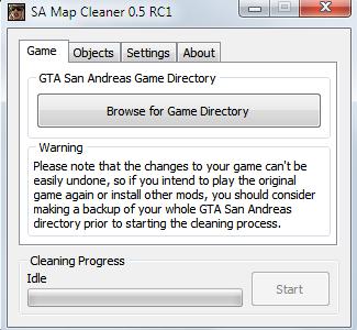 Map Cleaner v0.5 RC1