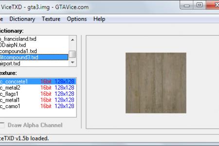 Vice TXD v1.5b