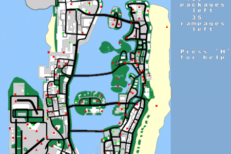 GTA Vice City Package Viewer v0.2a