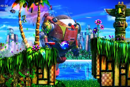 Sonic Fan Remix Demo