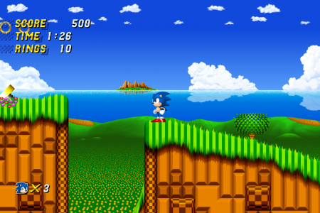 Sonic the Hedgehog 2 HD v1.0