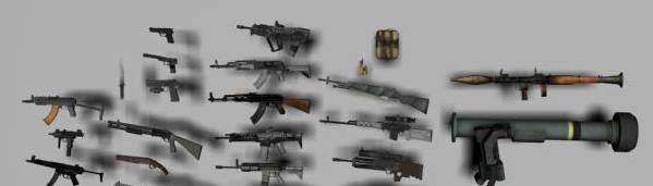 Modern Warfare 2 to GTA conversion v2