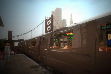 Subway III GTASA