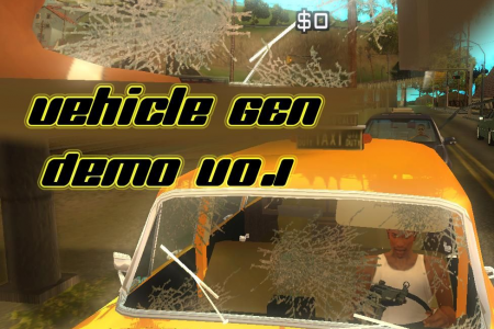 Vehicle GEN demo v0.1 Pre-Release