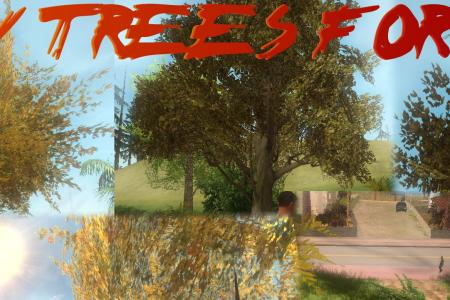 GTAIV trees for SA v1.0