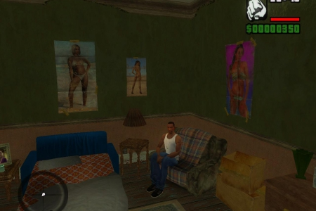 GTASA Niko's apartment v2.0 Final