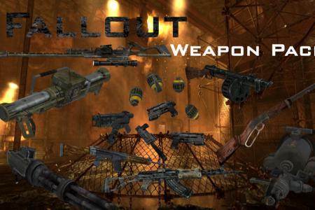 Fallout 3 to GTA SA