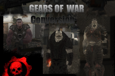 Gears of war conversion