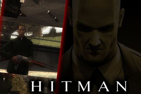 Hitman BM Weapons to SA v1.0