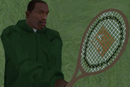 Теннисная ракетка для SA