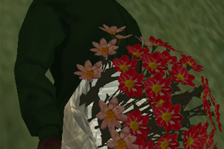 Новые цветы для SA