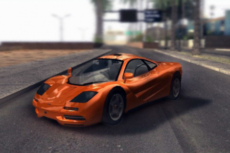 Mclaren F1 remixed version v1.0.0