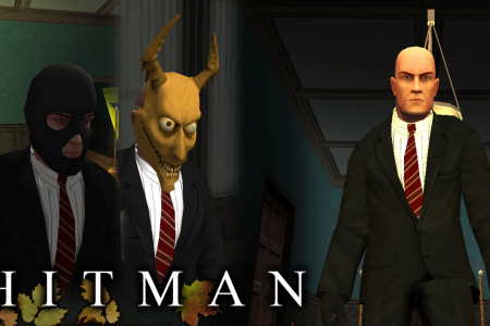 Agent 47 (Hitman) Player Skin for SA v1.0