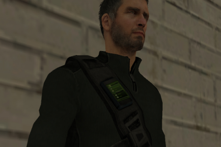 Sam Fisher for GTA SA
