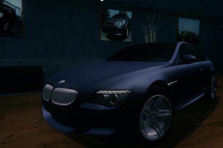 GTA SA - BMW M6 Coupe
