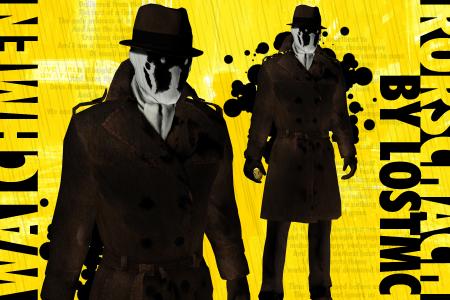 Роршах [Rorschach]