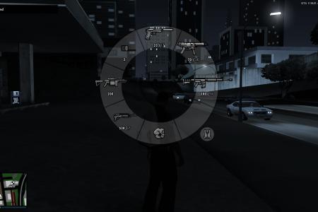 GTA V HUD v0.815