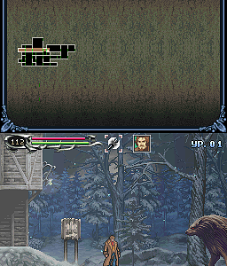 Русификатор Castlevania: Dawn of Sorrow [NDS]