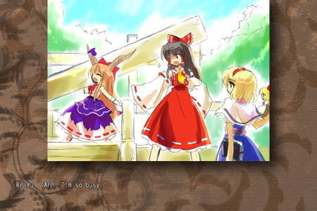 Touhou 10.5: Scarlet Weather Rhapsody