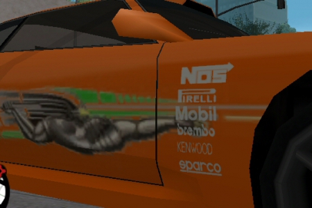 Decal Fix for GTA SA