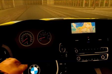 BMW M135i - Shigatsu Wa Kimi No Uso для GTA SA