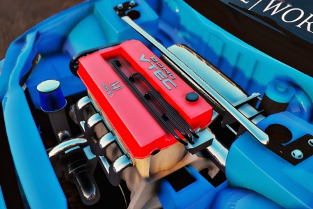 Honda Civic 5gen Stance для GTA 5