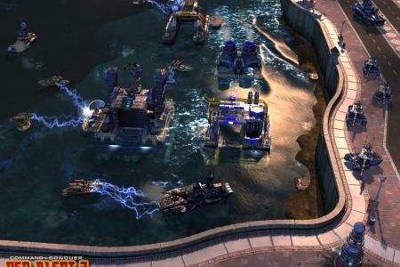 Обзор игры Command & Conquer: Red Alert 3