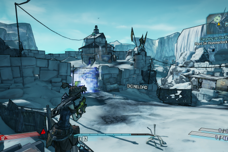 Borderlands 2 Third Person Mode